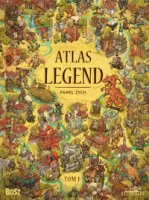 ATLAS LEGEND Tom 1